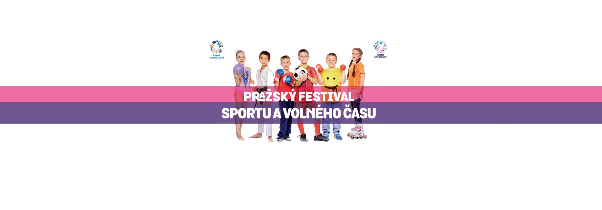 Pozvánka na Festival sportu na Letné