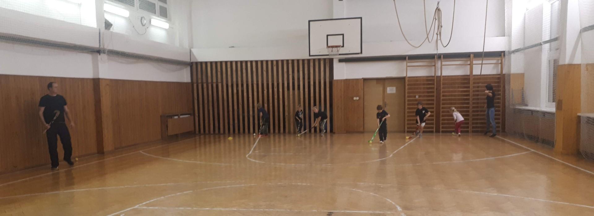 Otevíráme nový školní kroužek pozemního hokeje