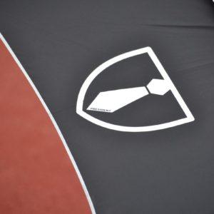 Maxi deštník PRESIDENT, detail loga