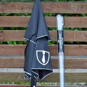 Maxi deštník PRESIDENT, zavřený