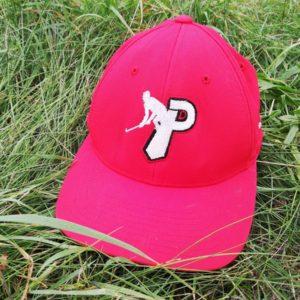 Čepice s kšiltem přední pohled