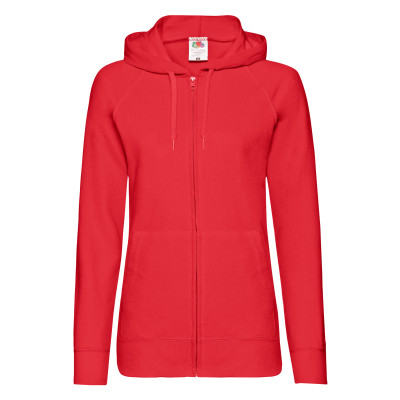 Mikina s kapucí a zipem (dámská)